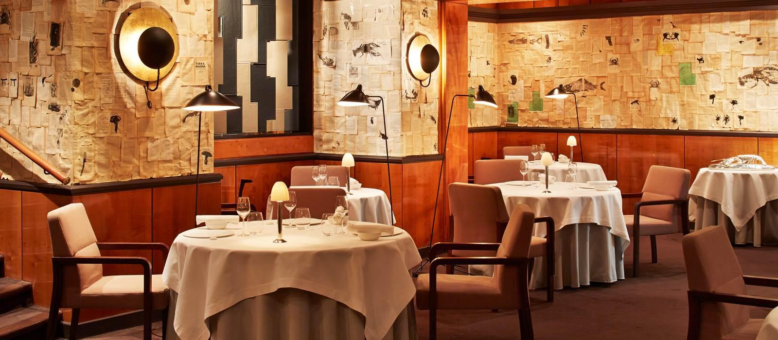 Restaurant  Etoiles Paris